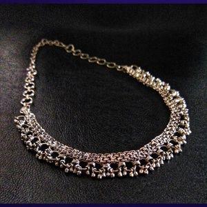 Vintage Ethnic Boho choker necklace